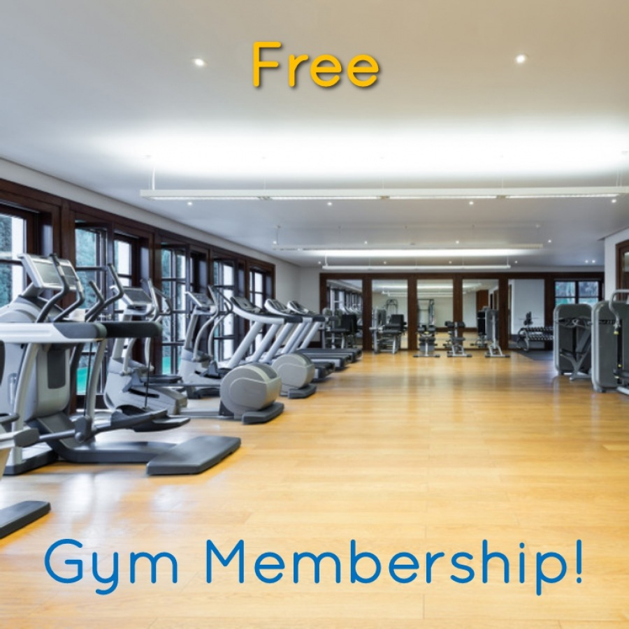 Free Gym Membership when you train 3x a week with us